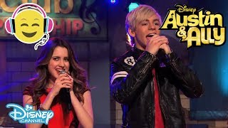 Austin & Ally - Mash Up Of Songs - Official Disney Channel UK HD