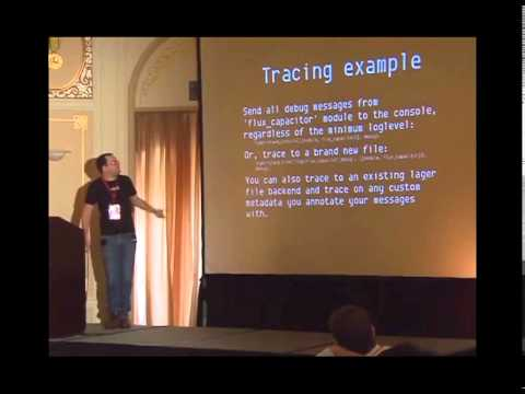 Lager: Logging with Confidence - Andrew Thompson