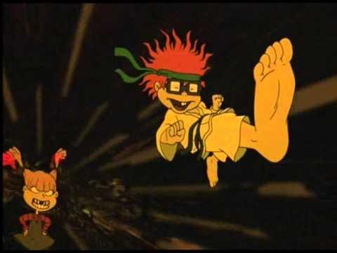 Rugrats in Paris - Chuckie Chan