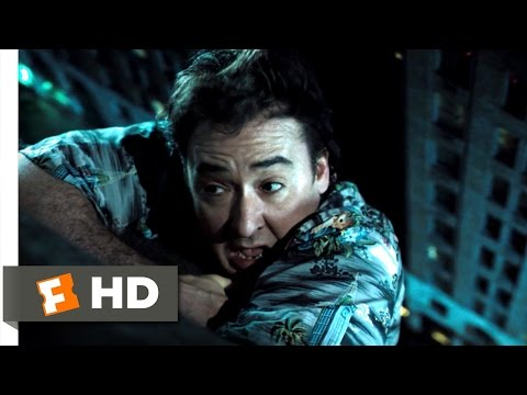 1408 (7/12) Movie CLIP - On the Ledge (2007) HD
