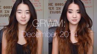 GRWM: December 2014. Thumbnail