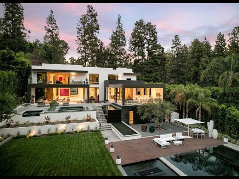 1231 Lago Vista Dr, Beverly Hills | Designed by Charles Park