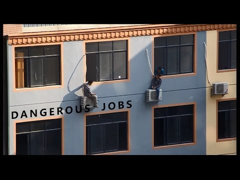 Dangerous Jobs in China - 3