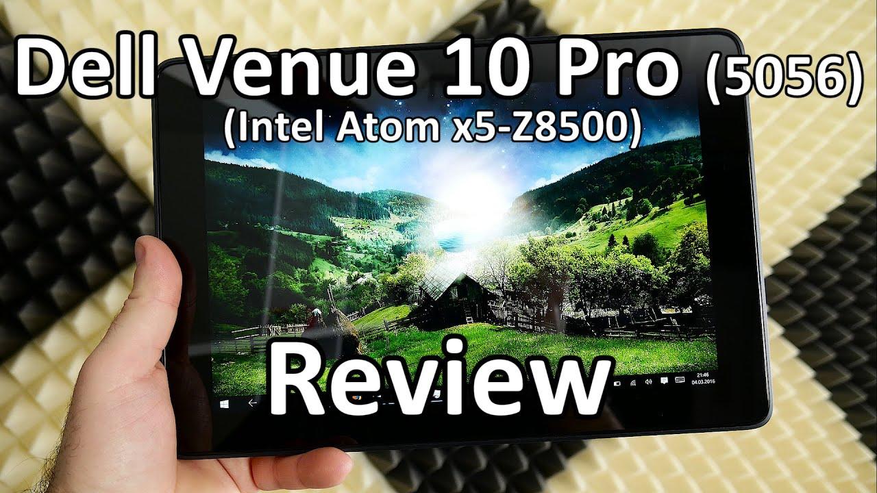 Dell Venue 10 Pro 5056 - REVIEW