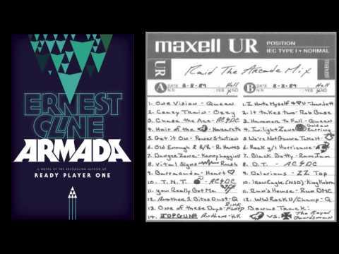 Raid The Arcade Mix (Earnest Cline; Armada)