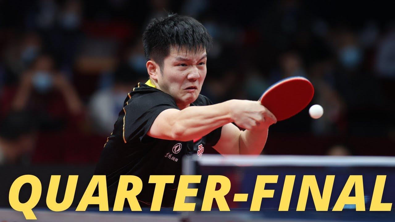 Download FULL MATCH | Fan Zhendong vs Lin Shidong | MS-QF | 2021 China Trials for WTT