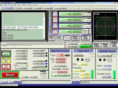 Mach 3 modIO Setup 2