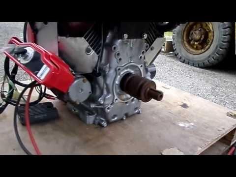 HONDA GX620 ENGINE 20 HORSE POWER