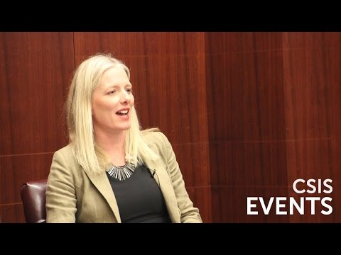 A Conversation with Minister Catherine McKenna: Climate Change and National and Corporate Interest