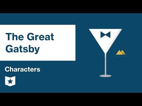 The Great Gatsby  | Characters | F. Scott Fitzgerald
