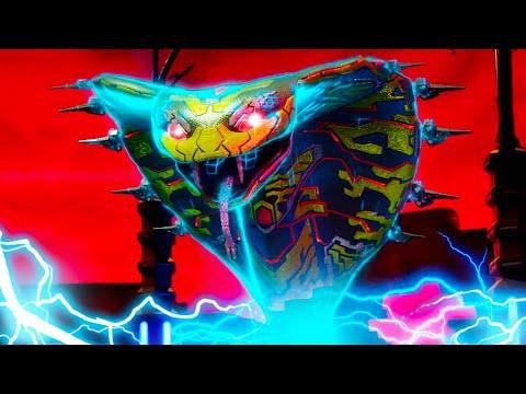 Видео про супергероев. Могучие Рейнджеры. Звероморферы – Новый план Эвокса! –Сериал онлайн.