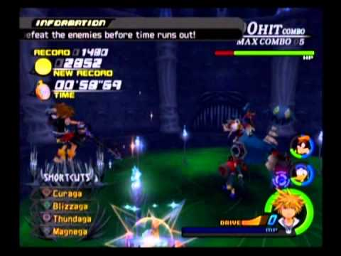how to get paradox cups in kingdom hearts 2