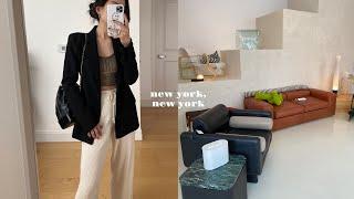 [NY vlog]뉴욕일상 | 빈티지 가구 소품 쇼핑 (…
