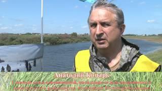 Чемпионат Рязанской области по поплавочной ловле на призы Росохотрыболовсоюза 2015