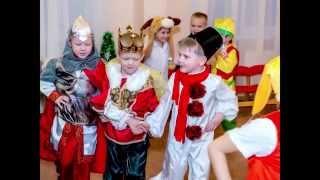 Новый Год в Детском Саду....