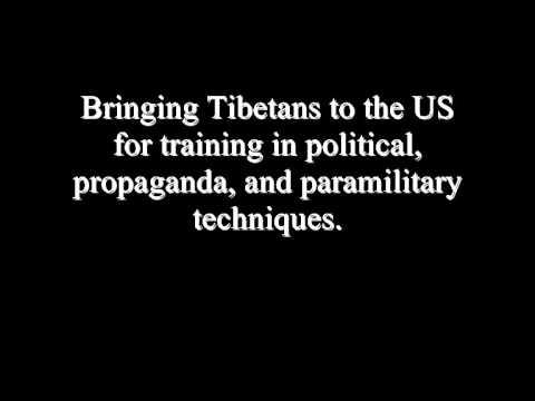 Dalai Lama's CIA Sponsored Tibet House