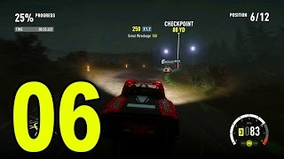 Forza Horizon 2 Storm Island - Part 6 - Volcano Sprint! (DLC Walkthrough / Gameplay)