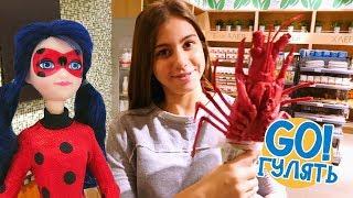 Москва  - Кукла Леди Баг в супермаркете Мастерславля! - Отдых в Москве - Куда сходить