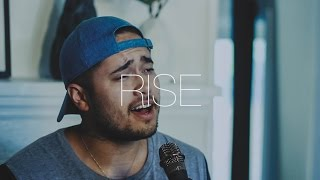 Rise - Katy Perry (Cover by Travis Atreo)