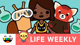 ☆ THE MOVIE ☆ | Twisted Thursday | Life Weekly | @TocaBoca