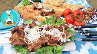 Как приготовить шашлык из баранины: классический рецепт + маринад для шашлыка чтобы мясо было мягким