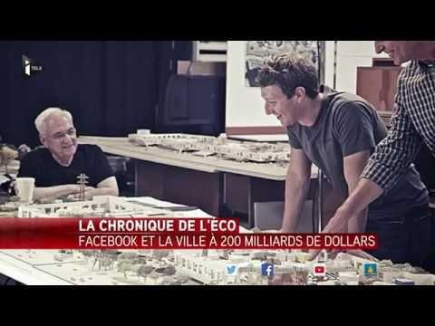 Marck Zuckerberg va construire une ville pour ses salariés