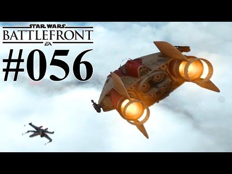 STAR WARS BATTLEFRONT #056 A-Wing ★ Let's Play Star Wars Battlefront [Deutsch]