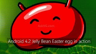 Hidden Secret Easter Eggs and Daydreams in Google Android Devices