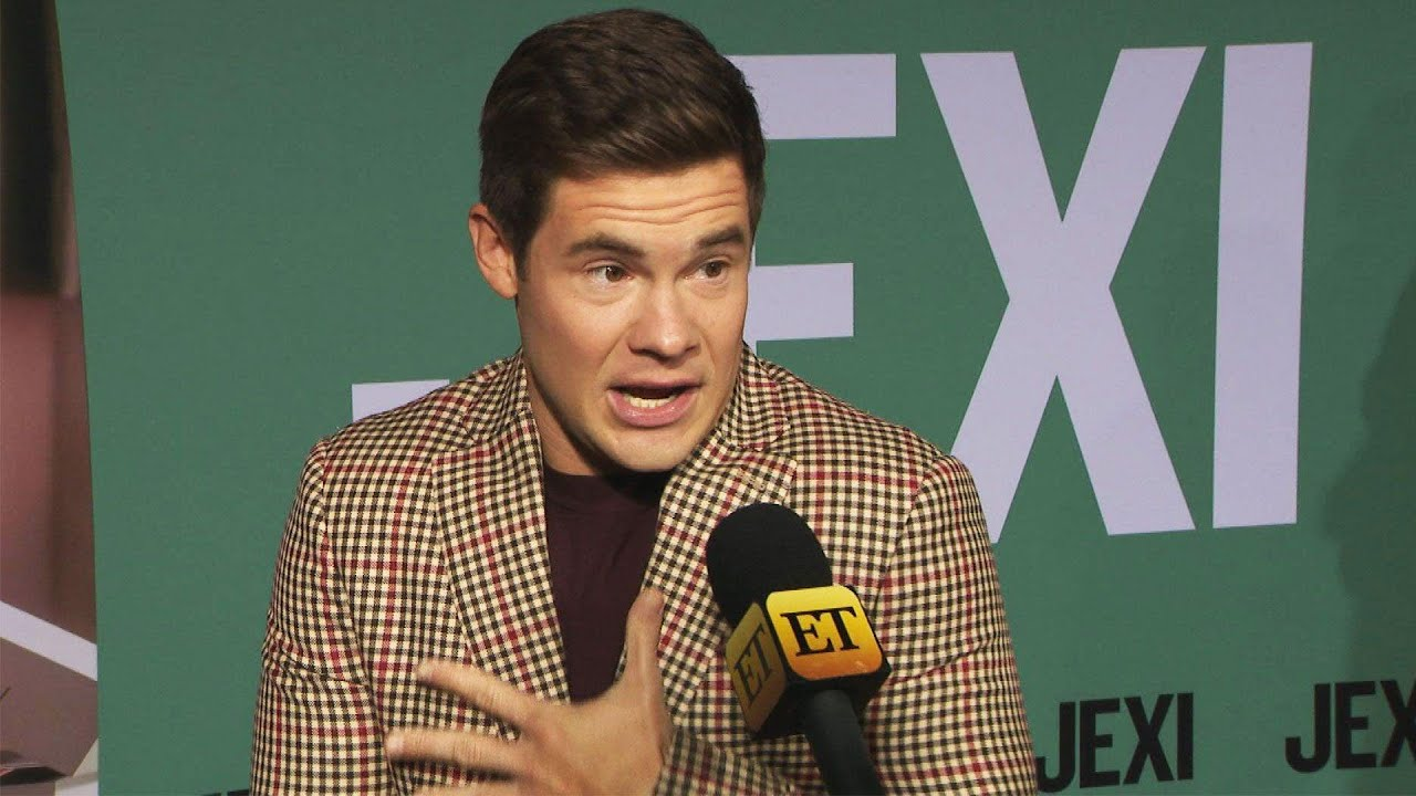 Angelina Pivarnick Nude Pics adam devine admits he accidentally sent his sister a 'tasteful' nude  (exclusive)