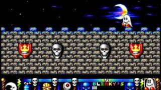 Amiga Longplay Blinky's Scary School