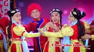 Karaoke Mới Nhất 2018 | Mười Ngón Tay Tình Yêu | Hồng Phượng 2018