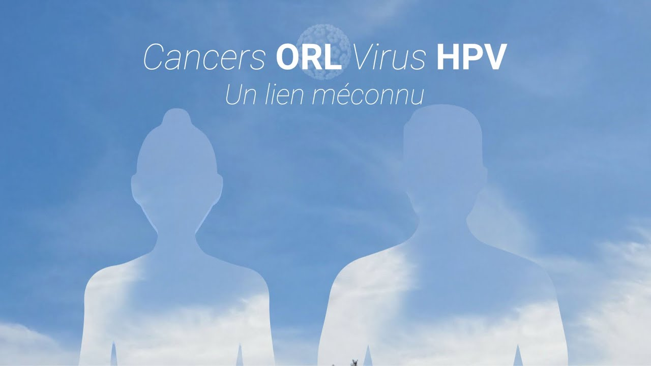 hpv et cancer orl