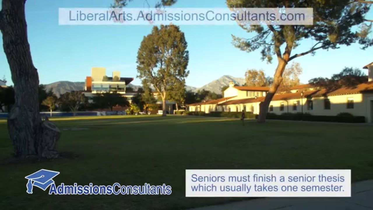 Claremont McKenna College Admissions Profile and Analysis