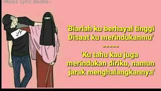 Gambar cover Biarlah Ku berhayal tinggi Di saat Ku merindukan mu -TRIPLE A'K (video music anime)