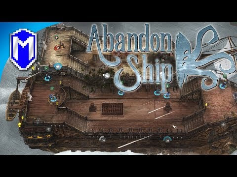 Abandon Ship - All Hands On Deck! Enemy Ship Sighted! - Let's Play Abandon Ship Combat Demo Gameplay