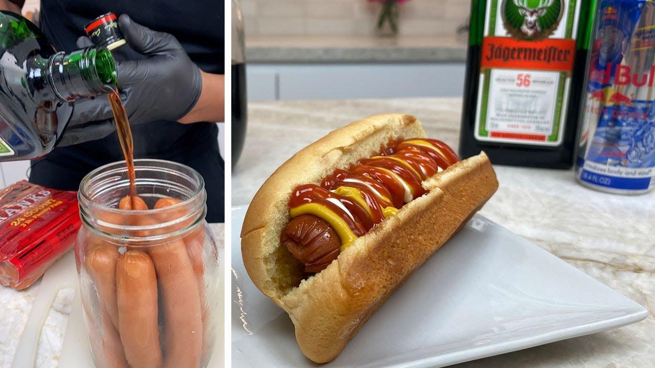Download Jager Bomb Hot Dog