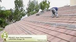 Solar Panels Installation - Orange, CA