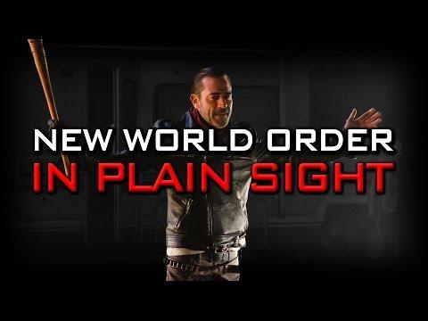 NWO Anti-Gun Agenda TV Programming - The Walking Dead Season Finale