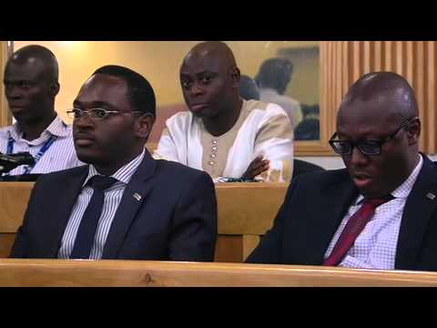 LAGOS BUSINESS SCHOOL AGRIBUSINESS MANAGEMENT PROGRAMME LAUNCH (VIDEO COVERAGE)