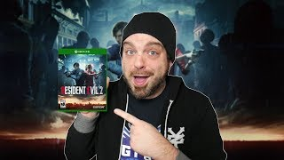 Why Resident Evil 2 is a SPECIAL Game! | RGT 85
