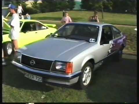 Opel-Treffen Tannhausen 1995