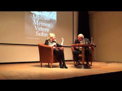 Marcel Ophüls im Gespräch mit Maria Ossowski  (Teil 6)