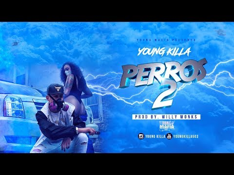 "Young Killa ""Perros 2"" Official music video (prod by; Willy Wonks)"
