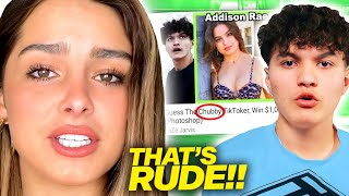 Addison Rae BULLIED By A Popular YouTuber? James Charles GOES OFF On Haters? Bryce Hall UPSET?