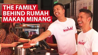 The Family Behind Rumah Makan Minang's Traditional Malay Food | On The Red Dot | CNA Insider
