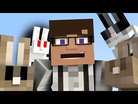 "A ""Cute"" Bunny Encounter || Minecraft Animation || Minecraft 1.8"