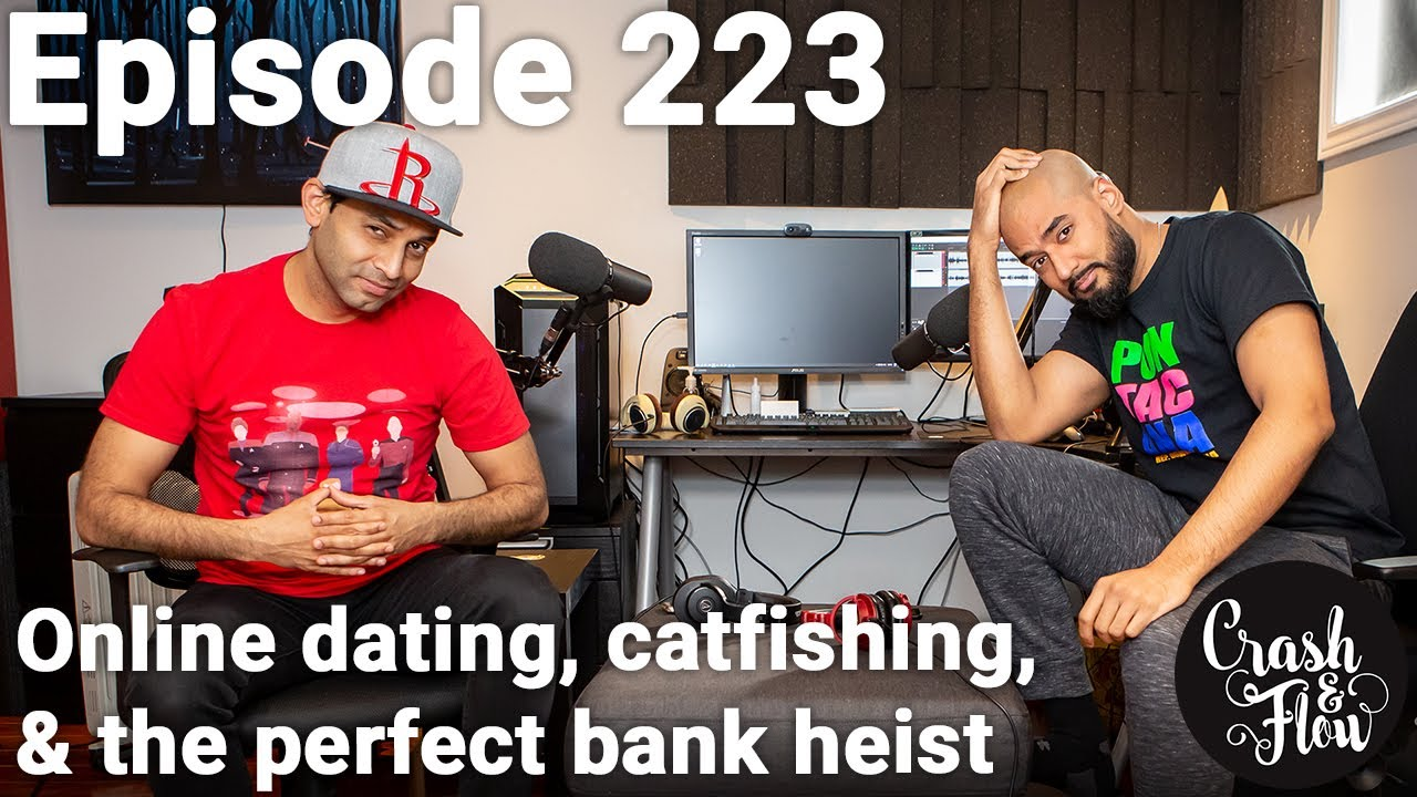 Episode 223 - Online dating, catfishing, & the perfect