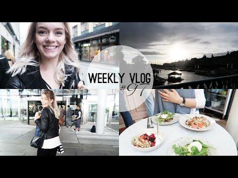 EINE WOCHE IN STOCKHOLM, HELSINGBORG, MALMÖ & KOPENHAGEN | Weekly Vlog #97