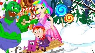 Princess Juliet Winter Escape - Game Walkthrough