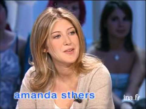 Interview biographie Amanda Sthers - Archive INA